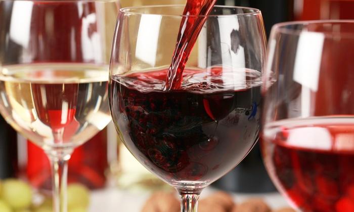 Vie de Bohème - Southeast Portland, Central Eastside, Hosford-Abernathy: $20 for Wine Flights and Snacks for Two at Vie de Bohème ($41 Value)