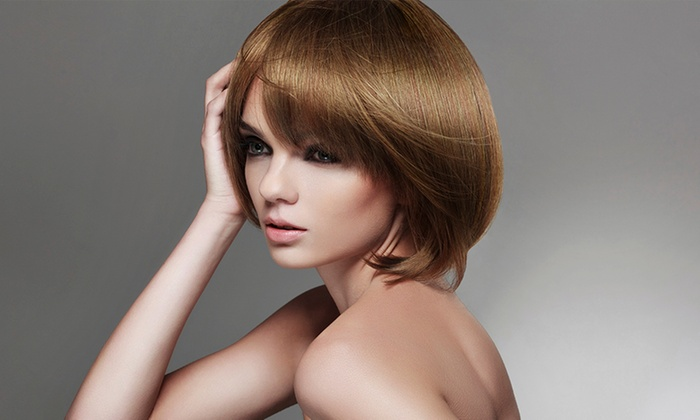 Adara Salon - Pine Cliff: Haircuts and Color Treatments with Regular or Senior Stylists at Adara Salon (Up to 48% Off)