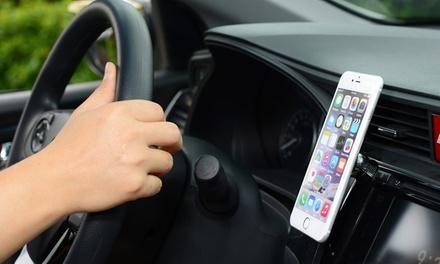 1, 2 o 3 soportes magnéticos de smartphone para coche