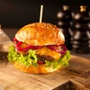 Burger-Menü mit Extras nach Wahl