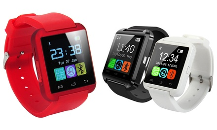 One, Two, or Three U8 Smartwatches