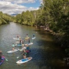 Up to 45% Off Stand-Up Paddleboards and Zem Bike Rentals