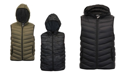 Men's Brave Soul Padded Gilet