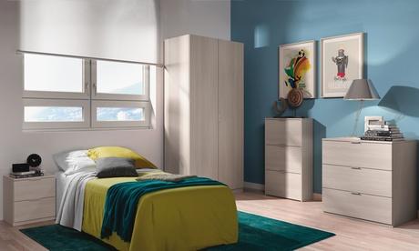 Conjunto de dormitorio básico