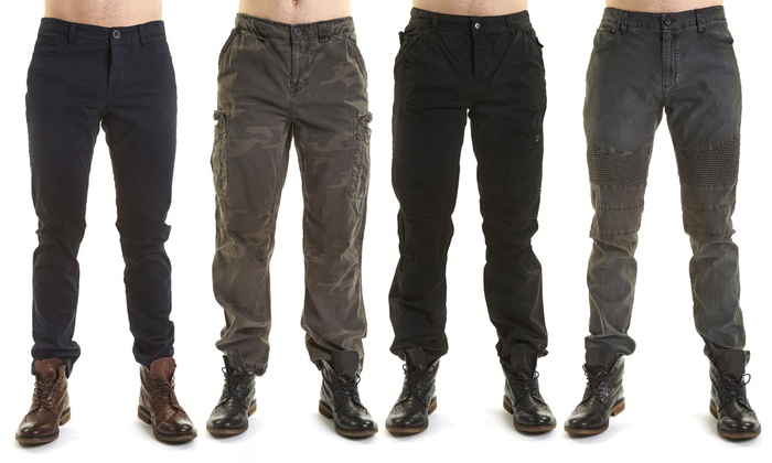 Rogue & Rogue State Men's Jeans and Chinos: Rogue & Rogue State Men's Jeans and Chinos