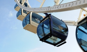 Two Vouchers for Adult Admission to the SkyWheel Myrtle Beach (36% Off)