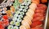 All-you-can-eat-Buffet: Japanisch