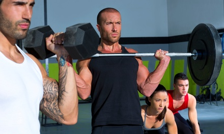 One or Three Months of Unlimited CrossFit Classes at StrengthRx CrossFit (Up to 56% Off)
