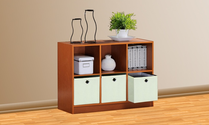 $39.99 for a Multi-Purpose Storage Cabinet | Groupon