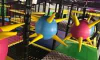 Kids Adventure Play with Meal for Up to Four and Adult Entry at Aerial Adventures (Up to 42% Off)