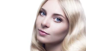 Es Hairdresser - Re Di Roma: Pacchetti per capelli con taglio e colore più trattamento a scelta con Es Hairdresser - Re di Roma (sconto fino a 64%)