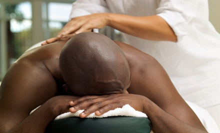 One or Two 60-Minute Swedish or Deep-Tissue Massage Packages at Just Breathe Massage (Up to 60% Off)