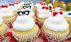 Up to 44% Off Gourmet Cupcakes at Cupcake Kitchen Houston, plus 6.0% Cash Back from Ebates.