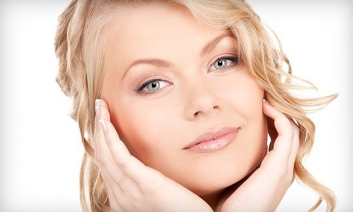 Facial Expressions - Suwanee-Duluth: One or Two 60-Minute Deep-Pore Cleansing Facials with Dermaplaning at Facial Expressions (Up to 77% Off)