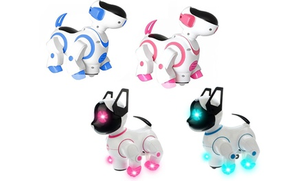 One or Two Children's Dancing Robot Dogs