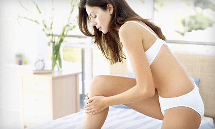 Medical Aesthetics of New Jersey - East Brunswick: $199 for Three Carboxytherapy Stretch-Mark-Removal Treatments at Medical Aesthetics of New Jersey ($900 Value)