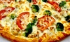 25% Cash Back at Canton Center Pizza