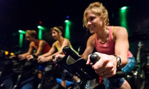 SunstoneFIT Cycle: Five Cycling Classes or One Month of Unlimited Cycling Classes at SunstoneFIT Cycle (Up to 72% Off)