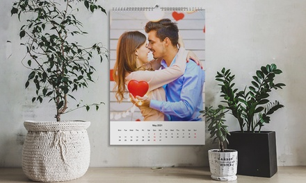 Foto calendari personalizzabili a 3,99€euro