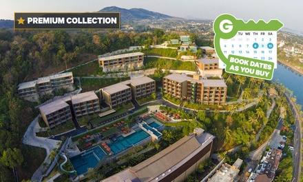 Phuket, Thailand: Grand Deluxe Room for 4 + Brekky, Cocktail, Dinner & Option for Airport Transfer at 5* Sunsuri Phuket