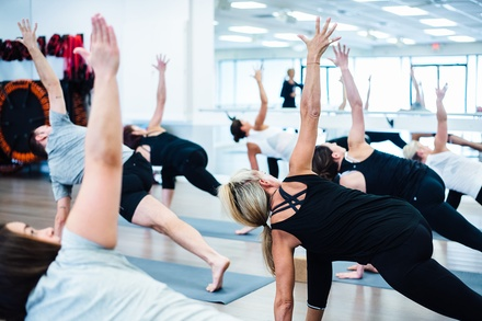 Unlimited Hot Yoga, Barre, and Cardio Classes for One or Two Months or Weeks at Body Alive (Up to 62% Off)