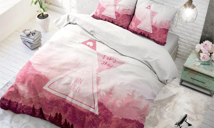 bettw sche let 39 s stay in bed groupon goods. Black Bedroom Furniture Sets. Home Design Ideas