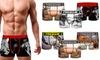 Freegun 3er- oder 6er-Pack Boxershorts