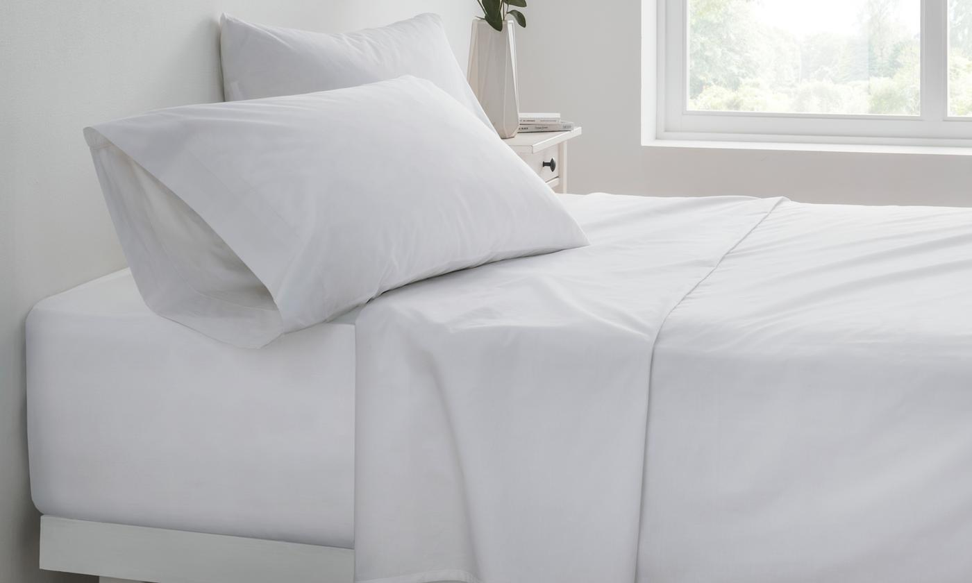Pieridae Extra-Deep Fitted Sheet or Pillowcase for £4.99
