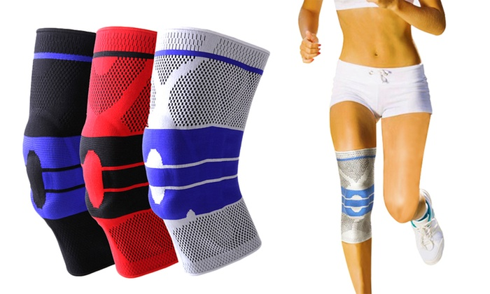 Up To 47 Off On High Compression Knee Brace Groupon Goods
