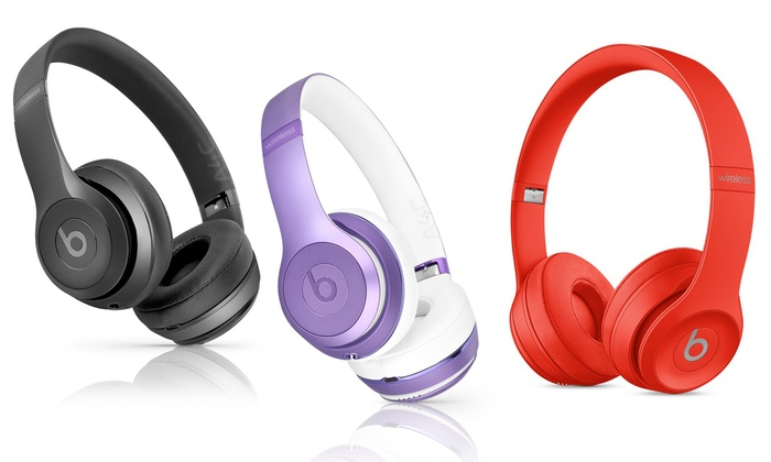 Up To 49 Off On Beats By Dr Dre Solo 3 Groupon Goods
