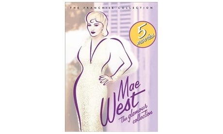 Mae West The Glamour Collection Five Movie Box Set (DVD) 770ac61c-ee24-11e6-9ecc-00259069d868