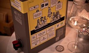 Winetales: Wertgutschein über 40 €, 60 € oder 80 € anrechenbar auf Weinboxen bei Winetales (50% sparen*)