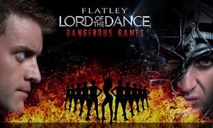"""LANXESS arena: Premium-Paket """"Lord of the Dance"""" mit Speisen und Getränken am 26.10.16 um 20 Uhr in der LANXESS arena Köln (30% sparen)"""