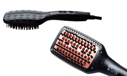 $25 for a Fusion Elite Straightening Brush