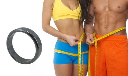 Anelli magnetici in ematite per aiutare a ridurre l'appetito tramite magnetismo disponibili in 5 misure