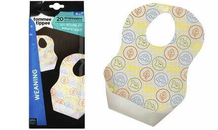 Tomme Tippee Disposable Baby Bibs