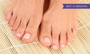 Dr. Laser: Laser Nail Fungus Removal at Dr. Laser (Up to 81% Off)