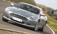 Aston Martin DB9 Driving Experience with Driving Gift (61% Off)