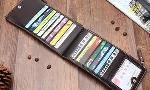 Porte cartes extra slim