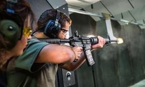 Machine Gun America: Machine Gun experience or Gun-Simulation Experience for 1, 2, or 4 at Machine Gun America (Up to 59% Off)