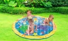 "54"" Banzai Sprinkle and Splash Play Mat"