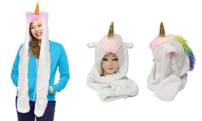 7ed2143eb97 Unicorn Cold Weather Set for Adults