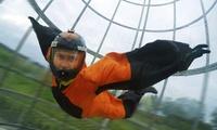 2 vuelos en túnel de viento con foto para 1 o 2 personas desde 49,95 € en White Future