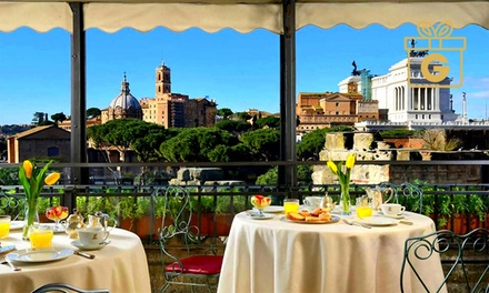 Roma: fino a 3 notti in camera Superior con colazione Hotel Forum