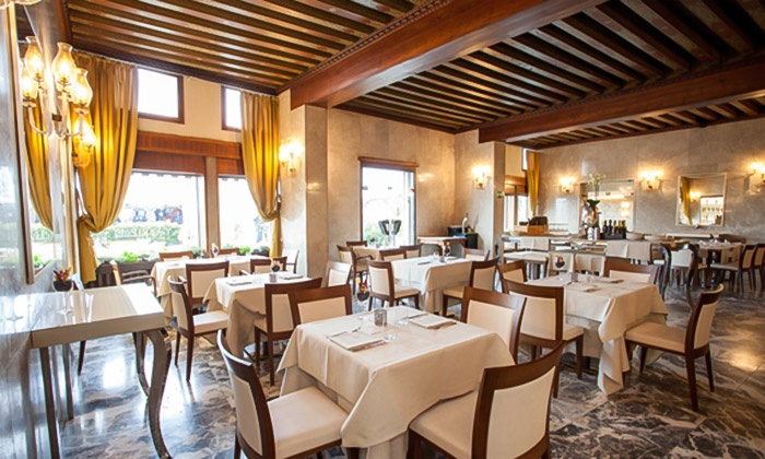 Ristorante Gabrielli - venezia: Ristorante Gabrielli a Venezia: Percorso degustazione di pesce tipico veneziano con bottiglia di Prosecco (sconto 50%)