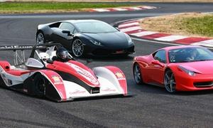 Passione GT: Fino a 3 giri di pista su auto sportiva con Passione GT. Valido in 4 circuiti