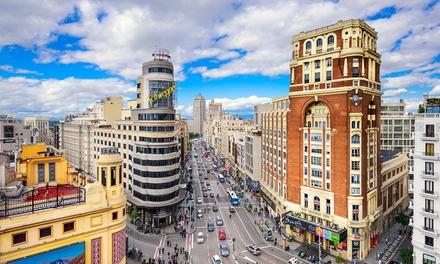 Groupon.it - Madrid: camera doppia con colazione, late check out per 2 persone all'Hotel Checkin Madrid Parla 4*