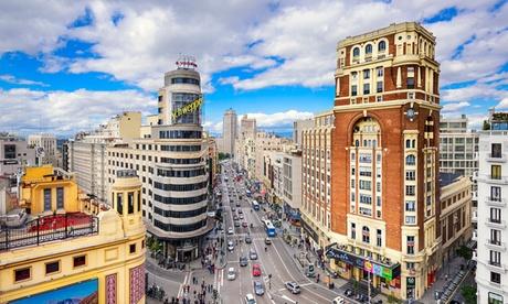 Madrid: habitación doble para 2 personas con desayuno y late check-out en Hotel Checkin Madrid Parla 4*