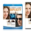 Duplicity on Blu-Ray or DVD