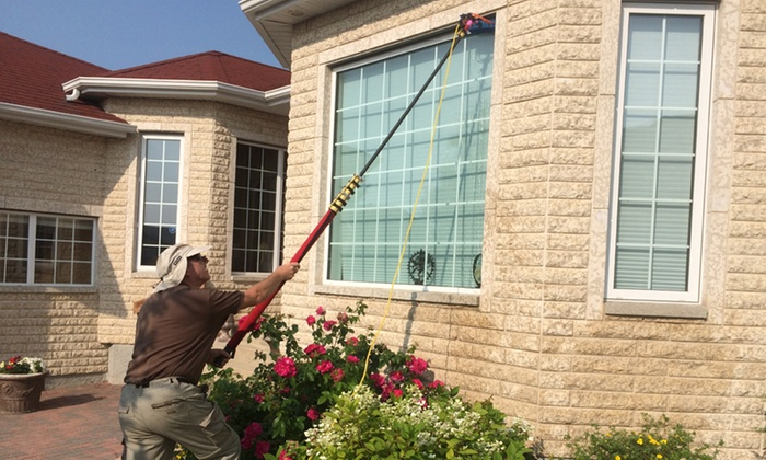 Ken's Window Washing